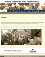 National Program for Swine Feed Efficiency